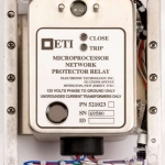 Microprocessor Network Protector Relay
